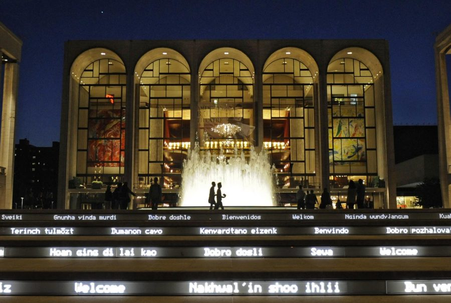 Image result for metropolitan opera