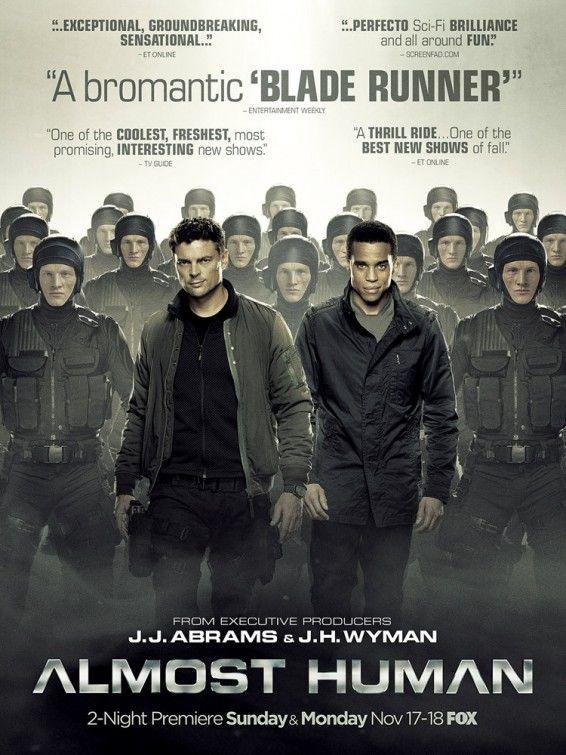 TV Review: Almost Human - StageBuddy.com