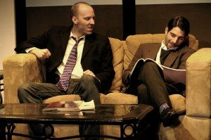 Three of a Kind featuring Oliver Thrun & Aristotle Stamat Photo credit Peter Welch