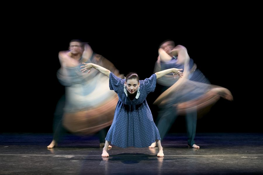 Dance review rioult dance for Contemporary dance new york