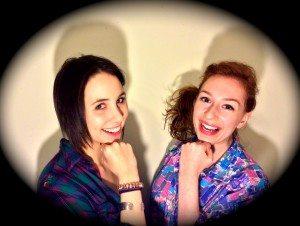 Tina and Amy Photo 2