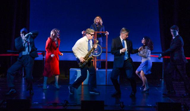 'Clinton' Ensemble - Photography credit:  Russ Rowland