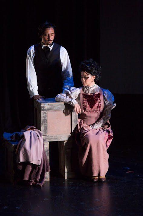 Travis Stuebing & Olivia de Guzman Emile