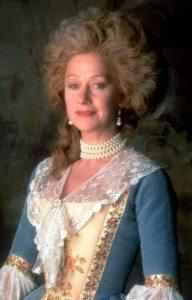 THE MADNESS OF KING GEORGE, Helen Mirren, 1994, (c) Samuel Goldwyn