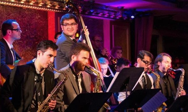review charlie rosen 39 s broadway big band at 54 below. Black Bedroom Furniture Sets. Home Design Ideas