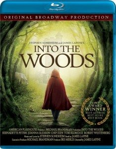 into the woods blu