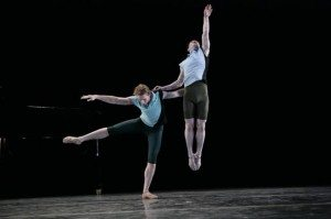 Game Two - choreography by Matthew Neenan. Photo by Richard Termine.