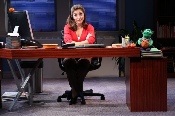 Christina Bianco in Application Pending.