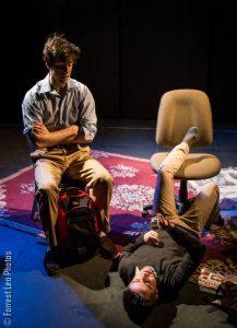 The Tutors featuring Gerrit Thurston & Michael Greehan Photo courtesy of Battalion Theatre