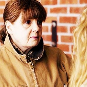 "As Norma in ""Orange is the New Black."""