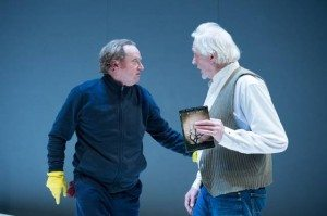 Paul Hunter and Edward Petherbridge in MY PERFECT MIND. Photo by Manuel Harlan