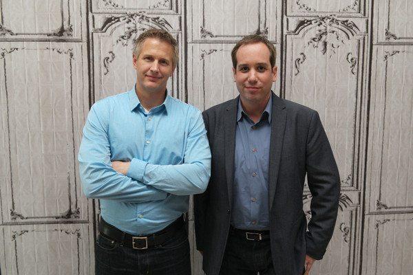 Daniel and Kief