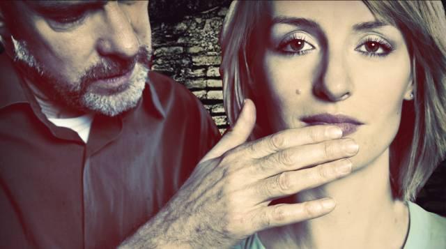 William Youmans and Allison Minick in Being Seen. Photo credit: Matthew Dunivan