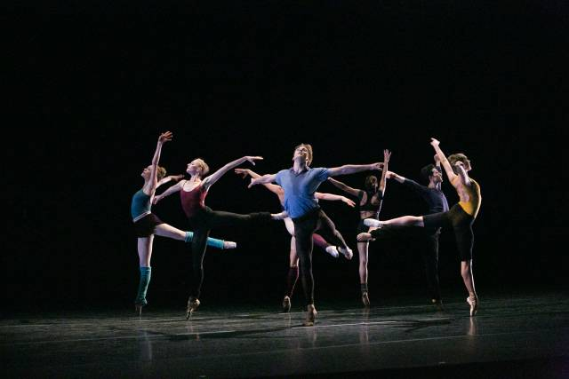 BalletCollective. Photo credit: Whitney Browne
