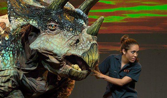 1. BRC, Dinosaur Zoo Live
