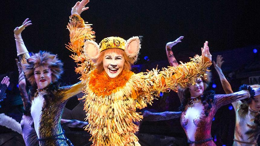 Interview Eloise Kropp as Jennyanydots the CAT\u0027S meow