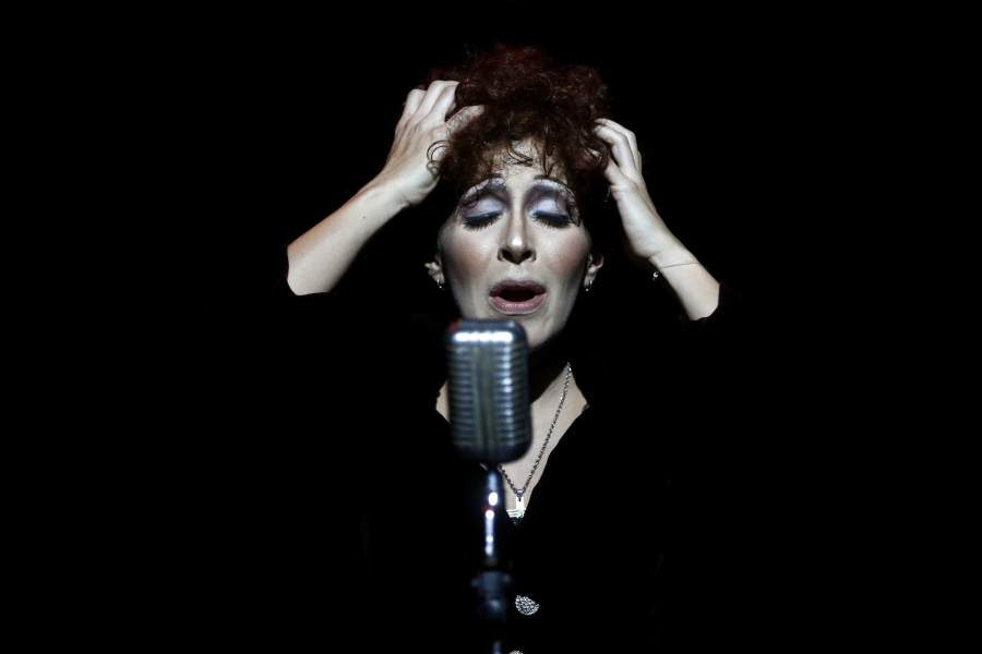 Production still from Piaf