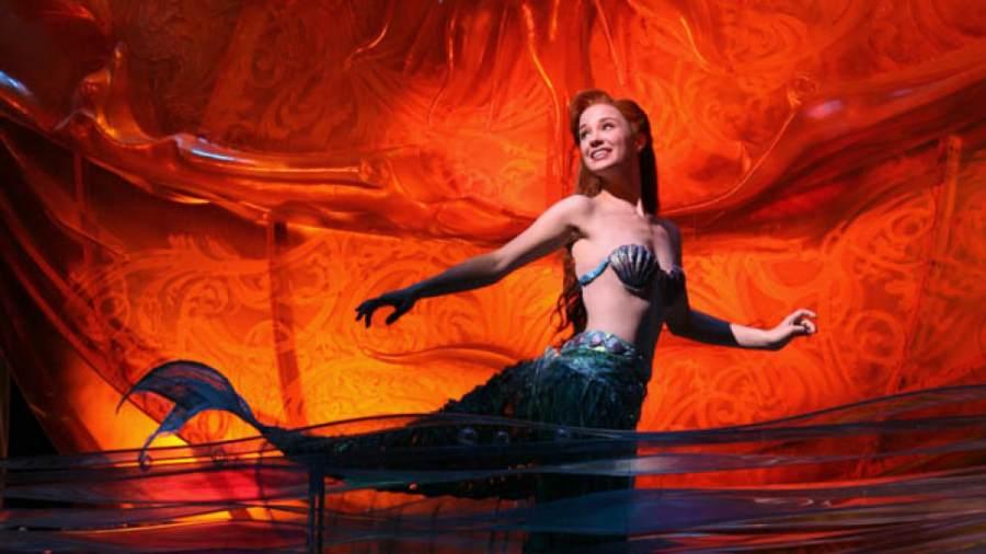 Sierra Boggess In The Little Mermaid. Photo Credit: Joan Marcus  Sierra Boggess Resume