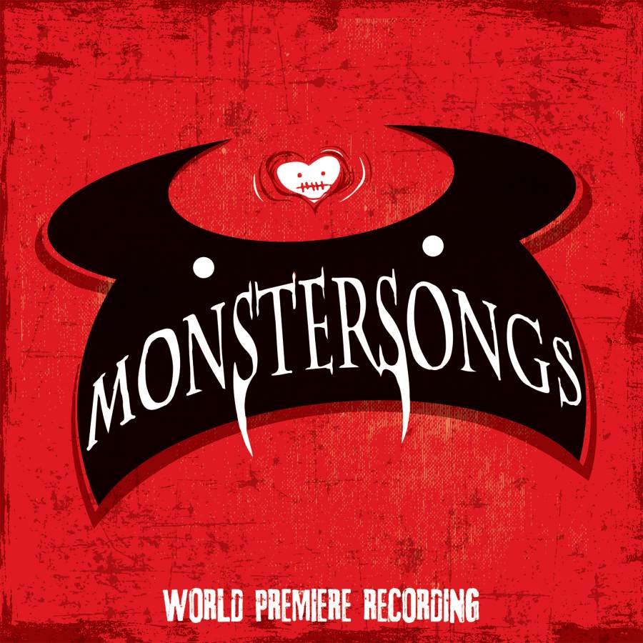 Monstersongs album cover