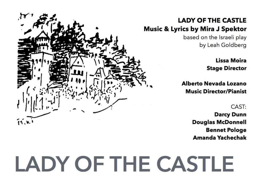 Lyric lyrics opera : Lady of The Castle: A Ghostly Post-Holocaust Chamber Opera ...