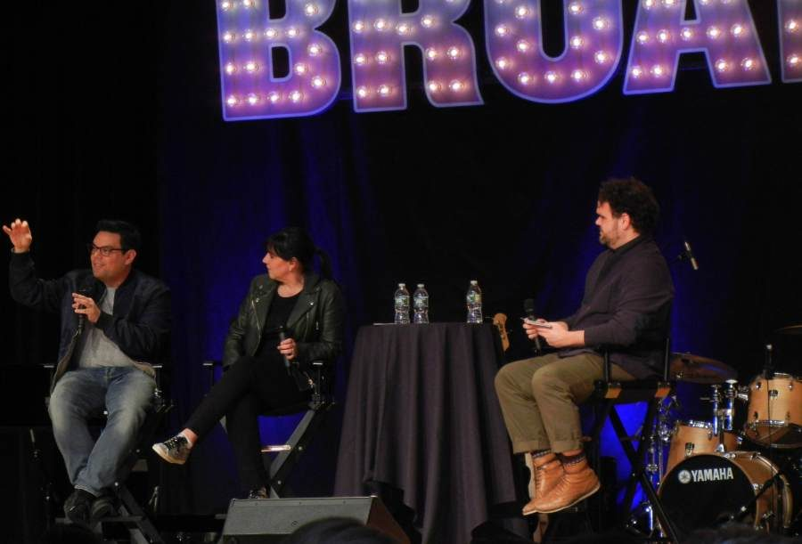 photo from BroadwayCon 2018