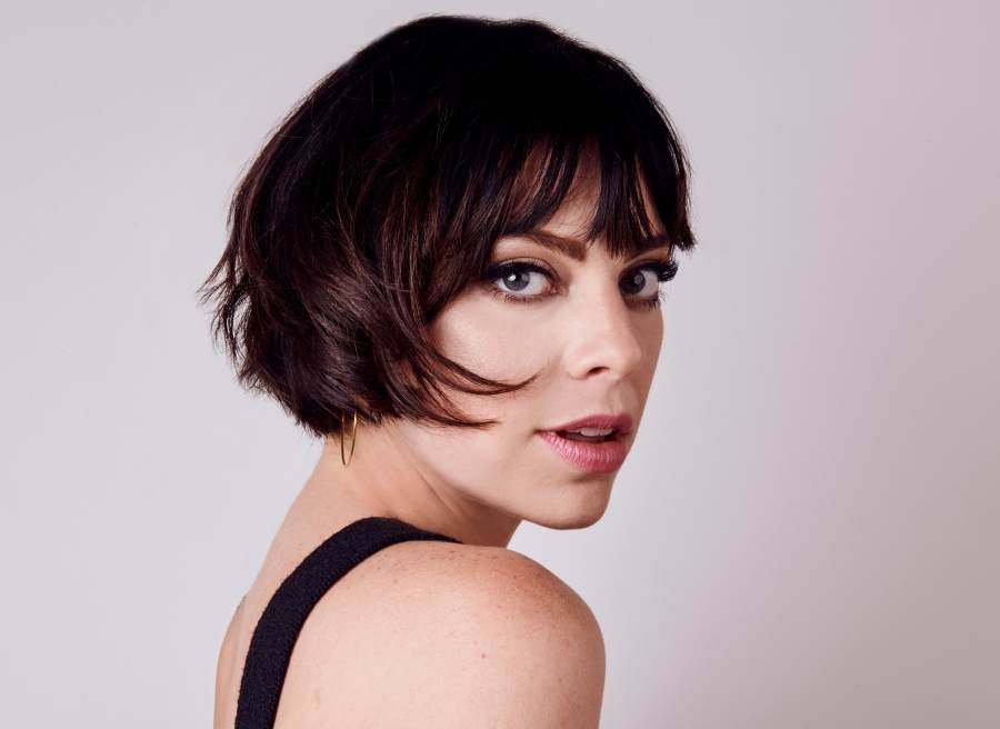 headshot of Krysta Rodriguez