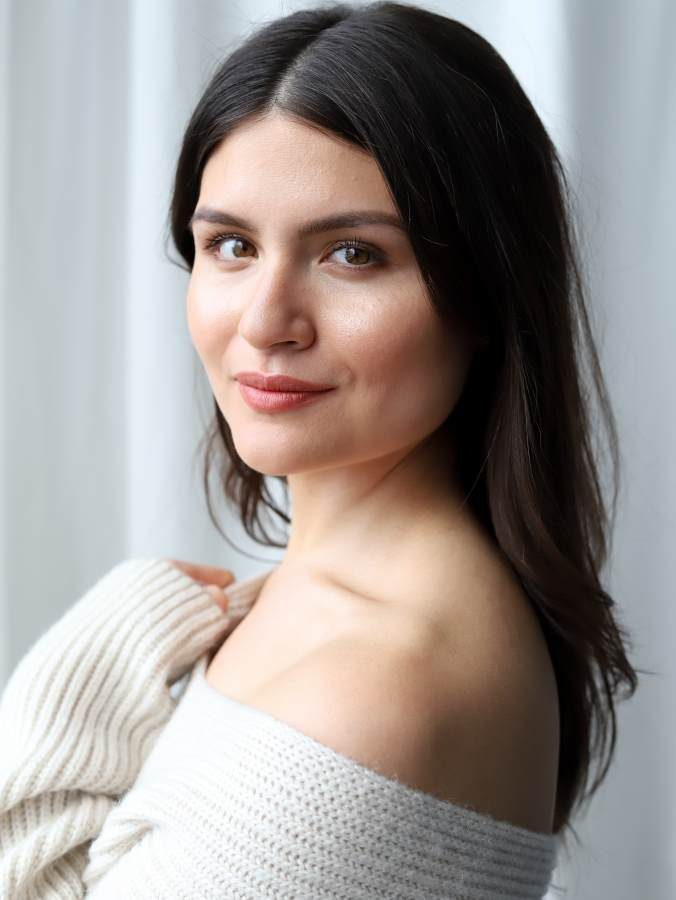 headshot of Phillipa Soo