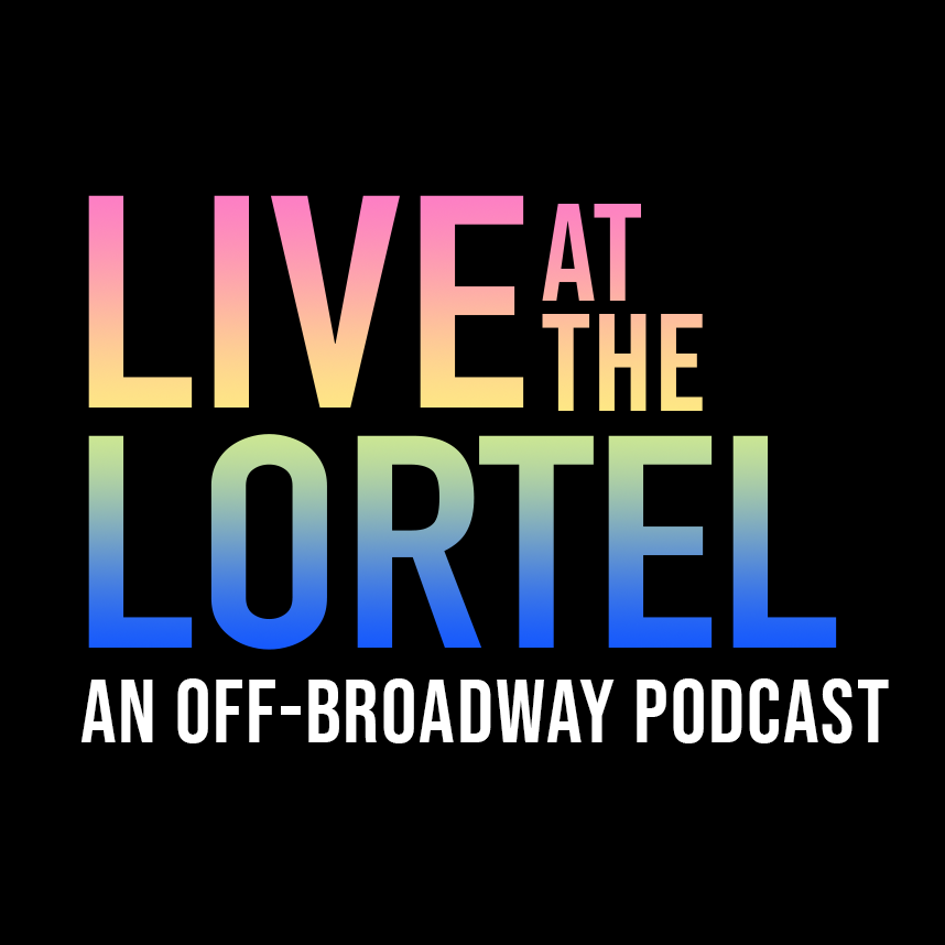 Live at the Lortel logo