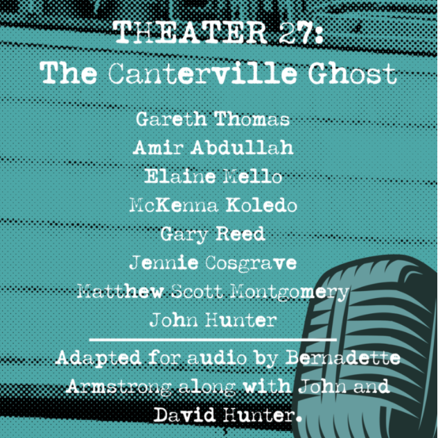 Promo image for The Canterville Ghost